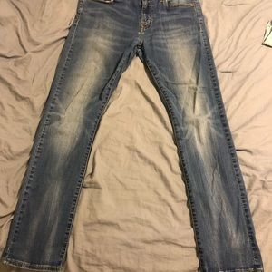 American Eagle Outfitters Skinny Jeans (Flex)